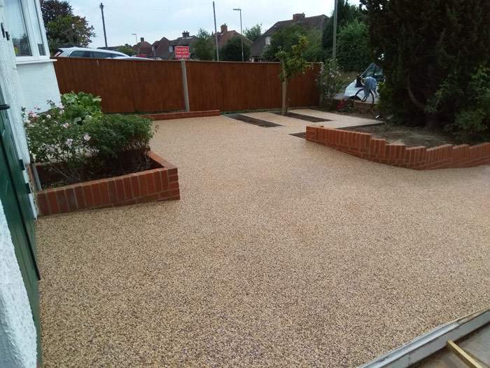 Resin drives in Gosport Fareham and Portsmouth