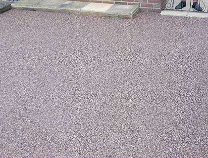 resin bonded drive in Gosport Hampshire